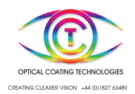 Optical Coating Technologies - Creating Clearer Vision - Tel: +44 (0)1827 63489